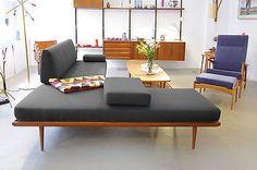 Sofa System Peter Hvidt & Orla M.-Nielsen France & Son Teak 60er 60s Danish