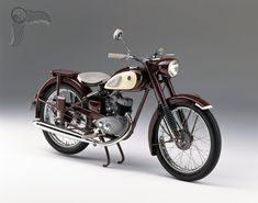 vintage bike of the day | yamaha ya-1 - bikerMetric