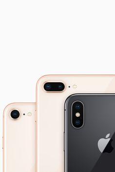 iPhone 8, 8 Plus & iPhone X - Apple