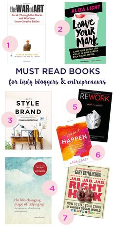 Are you a #GIRLBOSS? Here's some must-read books for any lady entrepreneur!