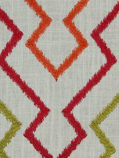 DecoratorsBest - Detail1 - RA Artigiano - Cerise - Artigiano - Cerise - Fabrics - DecoratorsBest