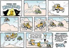Heathcliff for 8/24/2014 | Heathcliff | Comics | ArcaMax Publishing