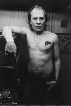"☆ Ted Levine as Buffalo Bill in ""The Silence on the Lambs ☆"