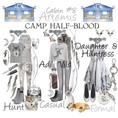 Cabin 8 - Artemis by daughter-of-artemis-real on Polyvore featuring Topshop, Haute Hippie, True Religion, Mint Velvet, Burberry, 2nd One, Yves Saint Laurent, Neu Aura, CAFèNOIR and Han Cholo