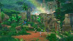 Die Sims 4: Dschungel-Abenteuer offziell angekündigt!