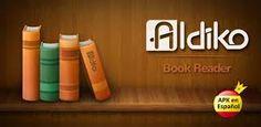 La librería Feedbooks tiene un catálogo bien ordenado con extractos de los libros y consejos de los libreros.    ✔ Interface fácil de usar. Aldiko eBook Reader es compatible con las tabletas y teléfonos Android. Puedes crear tus propios marcadores y pasar rápidamente de una sección a otra gracias a la tabla de materias.