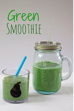 A green smoothie for kids is a great way to add some greens into your child's diet. With all the fruit in this smoothie they will never even notice.