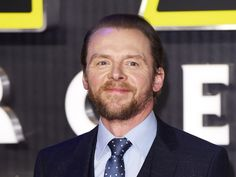 Steven Spielberg's Ready Player One casts Simon Pegg as the co-creator of Oasis.... yeeeeah roy!!!!