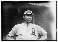 [Chief Bender, Philadelphia AL, 1913(baseball)] (LOC) by The Library of Congress, via Flickr