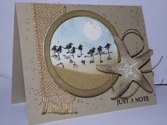 Wetlands and Picture Perfect by Stampin Up. Enjoy and visit me at http://thescrappingqueen.blogspot.com/2016/02/picture-perfect-wetlands.html