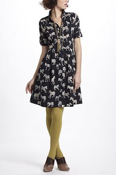love the Hilda Shirtdress, anthropologie