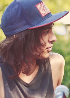 Vic Fuentes - Pierce the Veil.. It's been a while since I've pinned a good Vic Pin :)