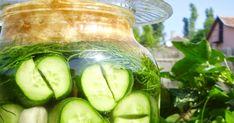 Az otthon ízei: Kovászos uborka Pickles, Cucumber, Food, Eten, Pickle, Pickling, Cauliflower, Meals, Zucchini