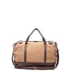 Another vegan duffel bag