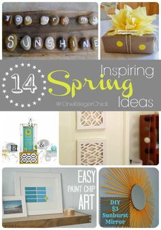 14 Inspiring Project