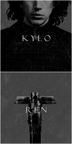 #Star wars #Last Jedi #Kylo Ren