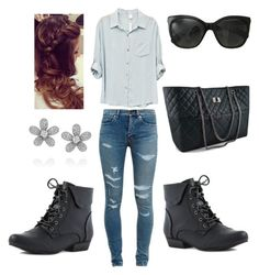 """Untitled #217"" by lindsayb17 ❤ liked on Polyvore"