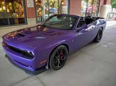 Dodge Challenger Hellcat Convertible, done by Drop Top Customs by RouseHouse1013