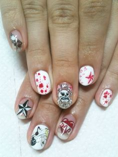 cool nail designs | ... cool nail artdesigns that will make your nails look divalicious