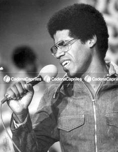 El cantante venezolano Frank Quintero. Foto: Archivo Fotográfico/Cadena Capriles