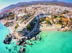Balcon de Europa, Nerja, Costa del Sol, Spain