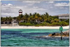 """500px / Photo """"Lucayan Lighthouse, Grand Bahama"""" by James Hilliard"""