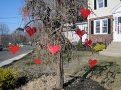 This Red Heart Ornament (set of 12) will become a decorative favorite for any home or yard. A charming way to add some fun to your home and garden decor. These Heart Garden Stakes would also make a gr