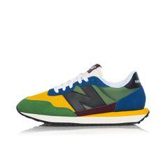 New Balance, Silhouette, News, Sneakers, Blue, Shoes, Fashion, Tennis, Moda