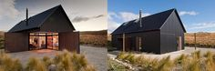 Tekapo Shed, by C Nott Architects