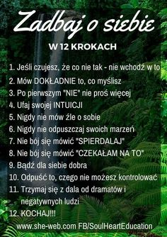 Ogólnie bądź sobą i nie boj się mówić prawdy. W razie czego po prostu nie musisz sie przyjaznic z niektorymi osobami Words Quotes, Life Quotes, E Mc2, Study Motivation, Thing 1, Self Development, Better Life, Love Life, Happy Life