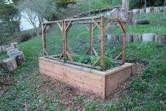 Image result for hillside vegetable garden