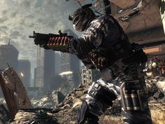 New Call of Duty details