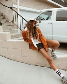 Sneaker Outfits, Tomboy Outfits, Tomboy Fashion, Cute Casual Outfits, New Outfits, Summer Outfits, Fashion Outfits, Rock Outfits, Girly Outfits