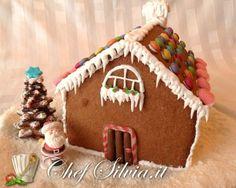 Casetta di pan di zenzero-Gingerbread house