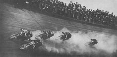 Board track racing | Progress is fine, but it's gone on for too long.