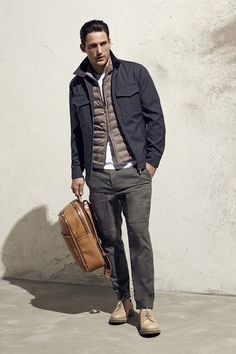Brunello Cucinelli, Look #18