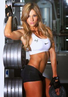 Paige Hathaway - Female Fitness Models @sabrebiade