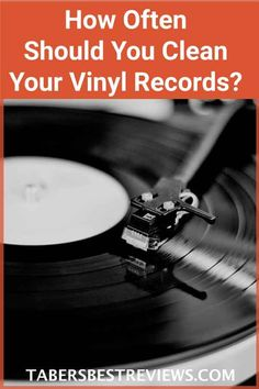 With the rise in popularity of vintage record players, many people are asking how often they should clean their vinyl records. Here are a few helpful tips. Record Player Reviews, Record Players, Vinyl Room, Vintage Records, Helpful Tips, Vinyl Records, Cleaning, Music, Albums