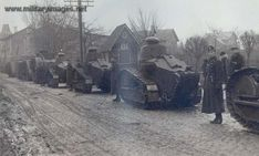 tanks Renault FT-17, Estonian army Interwar Period, European Countries, Lithuania, Tanks, Army, Country, Pictures, Outdoor, Military Photos