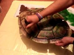 TMNT turtle shell costume build - part 1 Turtle Costumes, Animal Costumes, Easy Costumes, Halloween Costumes, Costume Ideas, Ninja Turtle Shells, Crocodile Costume, Tmnt Turtles, Costume Tutorial
