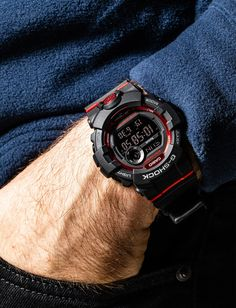 48a1c9be21bc A Fitness Watch Built to G-SHOCK's Standards for Less Than $100 • Gear  Patrol
