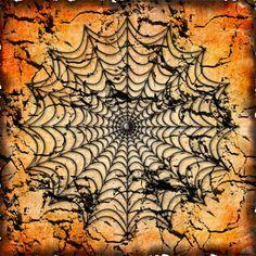 Samain: Spiderweb printable for Halloween Shadow Box, Halloween Clipart, Halloween Pictures, Halloween Signs, Holidays Halloween, Halloween Themes, Halloween Crafts, Halloween Printable, Halloween Wreaths