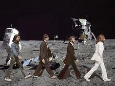 ...moon landing Abbey Road...Source : https://www.pinterest.com/jeanee2109/abbey-road/