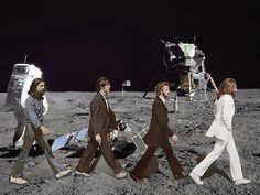 ...moon landing Abbey Road...Source : https://www.pinterest.com/jeanee2109/abbey-road/