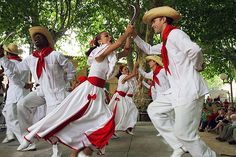 Cuban Folk Costume and Dance