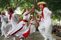 Cuban Folk Costume and Dance