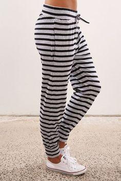 Escape Stripe Pant