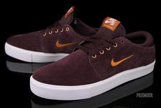 Nike SB Team Edition 2 – Red Mahogany