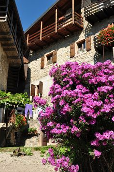 Canale di Tenno, Italy's prettiest village