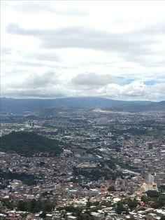 #tegucigalpa #honduras #city #travel